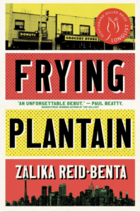 YouthCultureBookreviewFryingPlantain