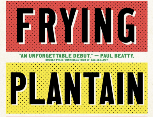 Frying Plantain Book Review by Rida