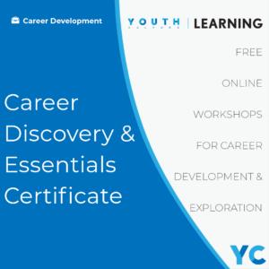 Career Discovery & Essentials