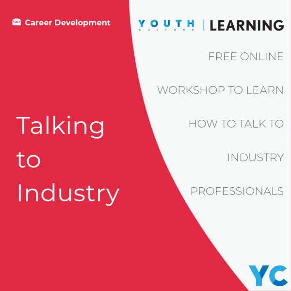 YC Talking to Industry Workshop