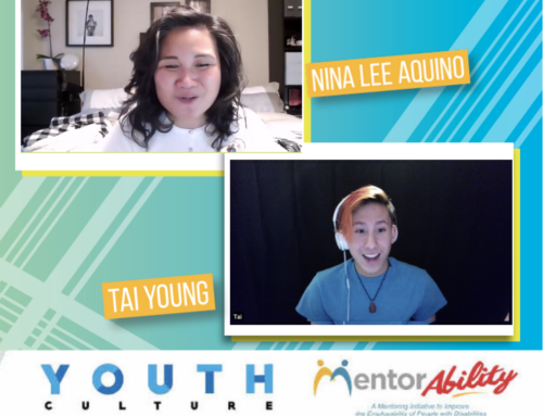 MentorAbility Virtual Mentorship: Tai and Nina