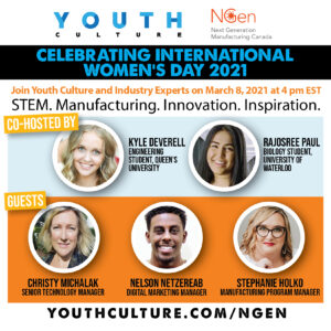 International Women's Day with NGen
