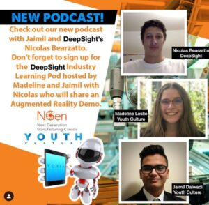 Augmented Reality with DeepSight
