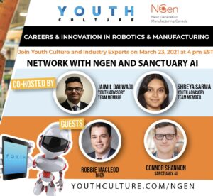 Robotics and Manufacturing with NGen and Sanctuary AI