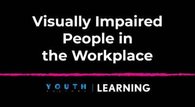 Visually Impaired People in the Workplace
